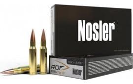 NOS 60141 Match 28 NOS 185 RDF HPBT - 20rd Box