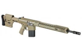 """Black Rain BRO-PREDATOR-FDE-18-308 Hunting BRO Predator Semi-Auto 308 Winchester/7.62 NATO 18"""" 30+1 Magpul PRS FDE Stock Flat Dark Earth Cerakote"""