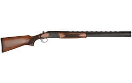 "TR Imports C1051228 Silver Eagle Over/Under 12GA 28"" Turkish Walnut Stock Steel"