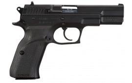 "TR Imports MEGA Sarsilmaz Mega DA/SA 9mm 4.5"" 17+1 Black Polymer Grip Black"