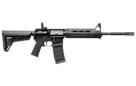 """DPMS 60529 Moe Warrior Semi-Auto .223/5.56 NATO 16"""" 30+1 Magpul MOE SL Black"""