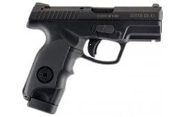 "Steyr 39.921.2K C9-A1 Double 9mm 3.6"" 17+1 Black Polymer Grip"