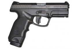 "Steyr 39.723.2K M9-A1 Double 9mm 4"" 17+1 Black Polymer Grip"