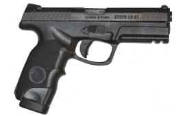 "Steyr 39.621.2K L9-A1 Double 9mm 4.5"" 17+1 Black Polymer Grip"