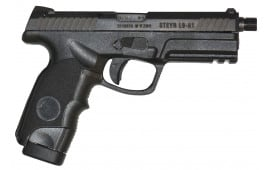 "Steyr 39.621.2KSD L9-A1TB Double 9mm 5"" 17+1 Black Polymer Grip"