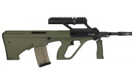 "Steyr AUGM1GRNO AUG A3 M1 (1.5X Optic) Semi-Auto .223/5.56 NATO 16"" 30+1 Synthetic Green Stock"