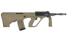 "Steyr AUGM1MUDS AUG A3 M1 Semi-Auto .223/5.56 NATO 16"" 30+1 Short Rail Tan Stock"