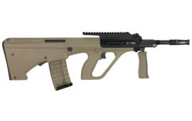 "Steyr AUGM1MUDH AUG A3 M1 Semi-Auto .223/5.56 NATO 16"" 30+1 High Rail Tan Stock"
