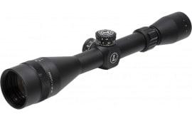 "Leupold 115391 Mark AR 4-12x 40mm Obj 20.4-9.7 ft @ 100 yds FOV 1"" Tube Dia Black Matte Fine Duplex"