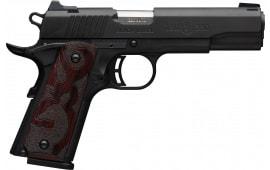 Browning 051-947492 1911 380 BLKLBL 3D 35/8