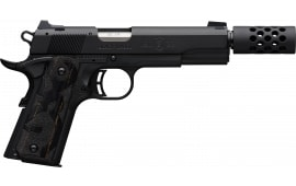 Browning 051-875490 1911 22 BLKLBL 3D 47/8 Sprrdy