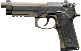 Beretta J92M9A32 M9A3 Black/GRN 10rd