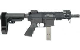 "Rock River Arms RUK-9 Semi-Automatic AR-15 Pistol 4.5"" Barrel 9mm 33rd - Colt Pattern Magwell - 9MM2152"