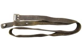 Original Finnish M39 Mosin Nagant Leather Sling - Surplus Condition