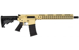 Bear Creek Arsenal URSID Hybrid II Ultra Accurized AR-15 Rifle in Desert Tan Finish