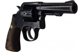 "Smith & Wesson Model 10-6 Police Turn-In Revolvers 38 Spl 4"" Blued Heavy Barrel - 6 Round. Surplus Good"