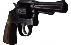 "Smith & Wesson Model 10-8 Police Turn-In Revolvers 38 Spl 4"" Blued Heavy Barrel - 6 Round. Surplus Good"