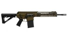 "Alex Pro Firearms RI007BB 308 Match Carbine 16"" Burnt Bronze"