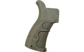 G-16 Tactical AR15 Pistol Grip, Green Polymer by CAA - G16G