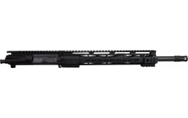 """Charlie Bravo Complete 223/556 16"""" AR15 Upper Receiver with 12"""" Free Float Keymod Handguard"""