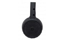 F5 MFG AR15 .223/5.56 50 Round Drum Magazine - Black