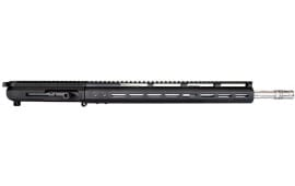 "BCA AR-15 Complete Dual Charging Upper Receiver, 18"" Stainless Heavy Barrel .223 Wylde, 15"" M-LOK Free Float Rail"