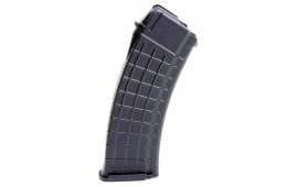 AK-74 5.45x39mm (30)Rd Black Polymer Magazine - AK-A6, by ProMag