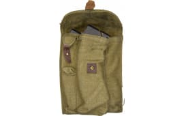 AK Mag Pouch Deal - Includes Original Military Surplus 3 Pocket Mag Pouch and 3 New South Korean 30 Round AK-47 Mags