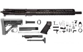 "Charlie Bravo AR-15 RIFLE KIT – 16"", 5.56 Nato, 1:8, 15″ Hera  Keymod Free Float Rail , BCG, Charging Handle, Buttstock, Lower Parts Kit - Complete Less Stripped Lower - Mfg # 205-431"