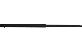 """AR-15 24"""" Heavy Barrel, 5.56 NATO, 1:7, Straight Fluted, Threaded, Parkerized"""