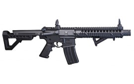 Crosman DPMS SBR Full Auto, CO2 Powered .177 Caliber, Black BB Gun