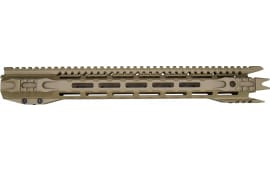 "FosTech Mach-1 Lite 16"" Rail AR-15 Platform In Flat Dark Earth"