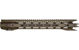 "Fostech Mach-1 Lite 16"" Rail AR-15 Platform Patriot Brown-6600PB"