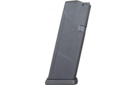 Glock  9mm 15 Rd Capacity Mag. Steel Lined and Reinforced Polymer Body After Market Mag, Imported, For Glock 19's.