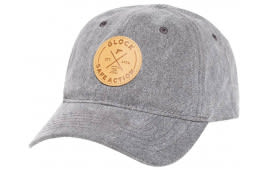 Glock AP95882 Safe Action Leather Patch HAT
