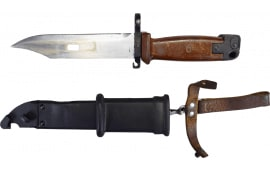 Polish AK -47 Bayonet - Original Military Issue Polish Made Bayonet for AK-47 and PSL / Dragunov Style Rifles