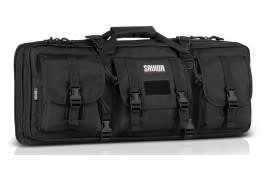 "Savior Equipment American Classic 24"" Double Rifle Case - Multiple Colors"