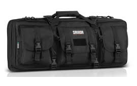 "Savior Equipment American Classic 28"" Double Rifle Case - Multiple Colors"