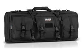 "Savior Equipment American Classic 32"" Double Rifle Case - Multiple Colors"