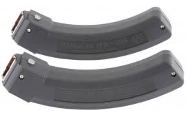 Ruger 90548 10/22 22 Long Rifle (LR) 25rd BX-25 Polymer Black Finish Two Pack