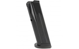 Sig Sauer MAGMODF917 P250/P320 9mm 17rd Replacement Magazine Black Finish