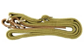 AK/SKS Rifle Sling New Manufactured, OD Green Canvas - PJSSL