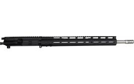 "BCA AR-15 Complete Upper Receiver, 18"" 1:8 6.5 Grendel, 15"" M-LOK Free Float Rail"