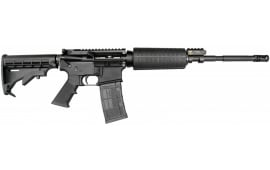 Adams Arms Carbine AR-15 Agency Base Rifle, 5.56 NATO, 5.56 NATO w/ A2 Flash Hider, Optics Ready - FGAA-00115