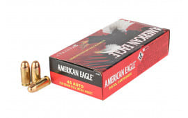 Federal AE45A2000 American Eagle 45 ACP 230 GR Full Metal Jacket - 200rd Box