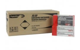 Aguila .45ACP FMJ Ammo for Sale at Classic Firearms