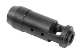 AK-74 Type Muzzle Brake for AK-47 7.62x39 caliber rifles.