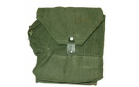 Original Bulgarian 5 Pocket Canvas Mag Pouch for 30rd AK-74 or AK-47 Mags