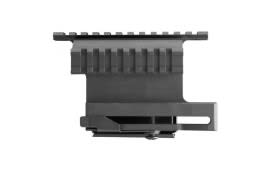 AIM Sports AK-47 Double Rail Side Mount with Quick Release - MK004S
