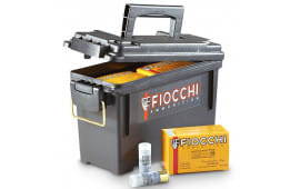 "Fiocchi 12FLRSLU 1oz Rifled Slug 12GA 2.75"" - 80sh Case - Low Recoil"